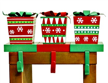 Christmas Stocking Holders **NEW FOR 2017 - NOW AVAILABLE**