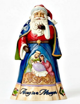 Away in a Manger Santa by Jim Shore Heartwood Creek **NEW**SOLD OUT!