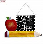 Back to School Door Hanger **NEW**SOLD OUT**