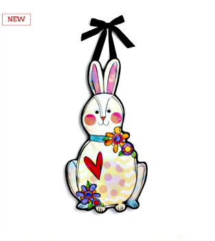 Bunny Banner **NEW ITEM**