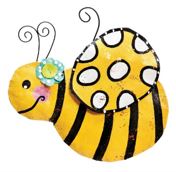 Busy Bee Door Hanger