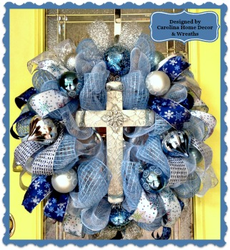 Christmas Wreath #18 **SOLD**