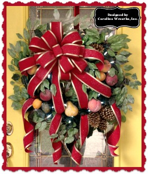 Christmas Wreath #23 **SOLD**