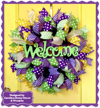 Spring/Summer Wreath #23