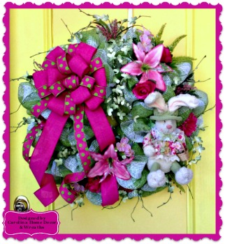 Easter/Spring Wreath #5