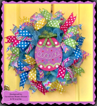 Easter Wreath #4