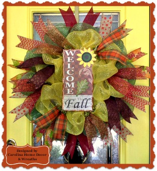 Fall Wreath #16