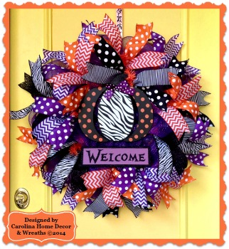 Fall Wreath #19