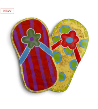 Flip Flops Door Hanger **NEW - NOW AVAILABLE**