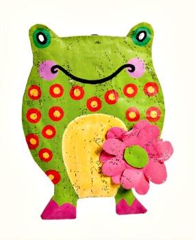 Friendly Frog Door Hanger**SOLD OUT**