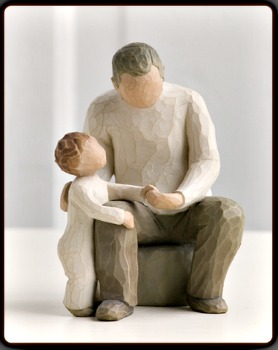 Grandfather Figurine