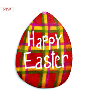 Happy Easter Egg Door Hanger **NEW FOR 2016**
