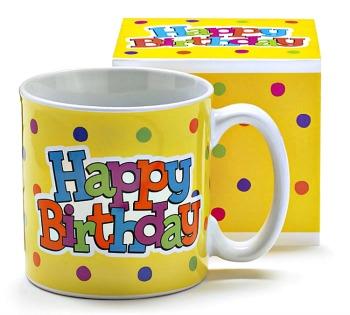 Happy Birthday Mug **NEW**