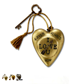 I Love U Spinner Art Heart **SOLD OUT**