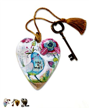 Kind in Heart Art Heart **NOW AVAILABLE**
