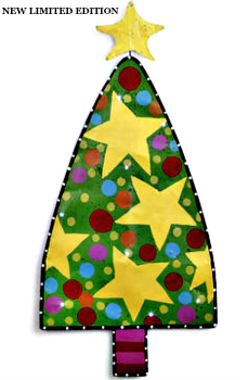 LIT Bright Christmas Tree Door Hanger **NEW EXCLUSIVE - SOLD OUT**