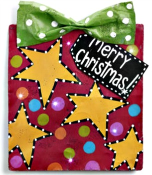 LIT Present Door Hanger **NEW - NOW AVAILABLE**