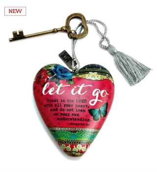 Let It Go Art Heart **NOW AVAILABLE**