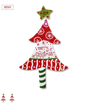LIT Christmas Tree Door Hanger **NEW**SOLD OUT**