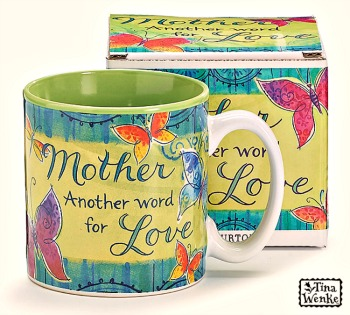 Mothers Wings Mug **NEW**