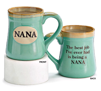 Nana Mug **NEW- SOLD OUT**