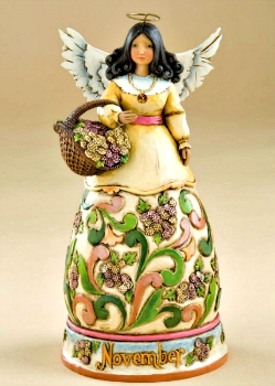 November Birthday Month Angel **SOLD OUT**