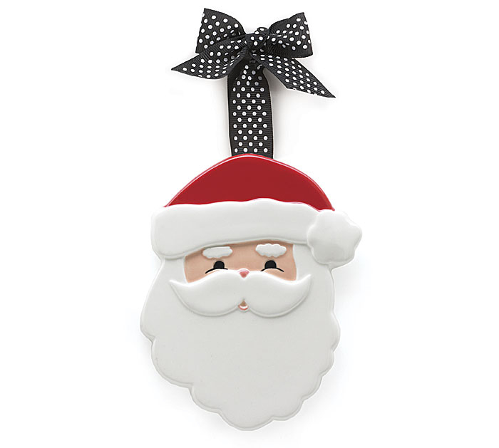 Large Santa Adornment **SOLD OUT**