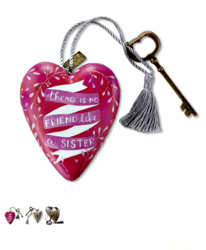 Sisters Art Heart **NOW AVAILABLE**