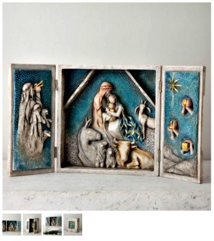 Starry Night Nativity **NEW - NOW AVAILABLE**