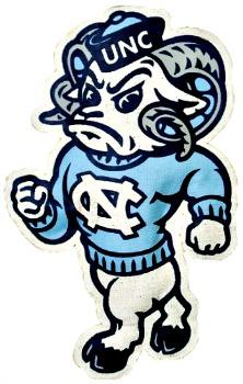 UNC Mascot Burlee