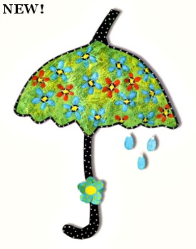 Umbrella Door Hanger ***COMING SOON***