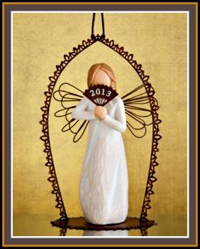 2013 Trellis Ornament