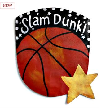 Basketball Door Hanger **NOW AVAILABLE**