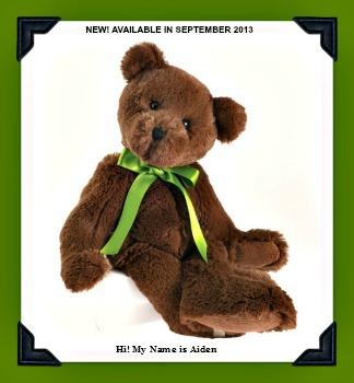 Boyds Plush Cuddle-Bums Bear