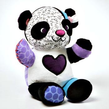 Britto Plush Panda