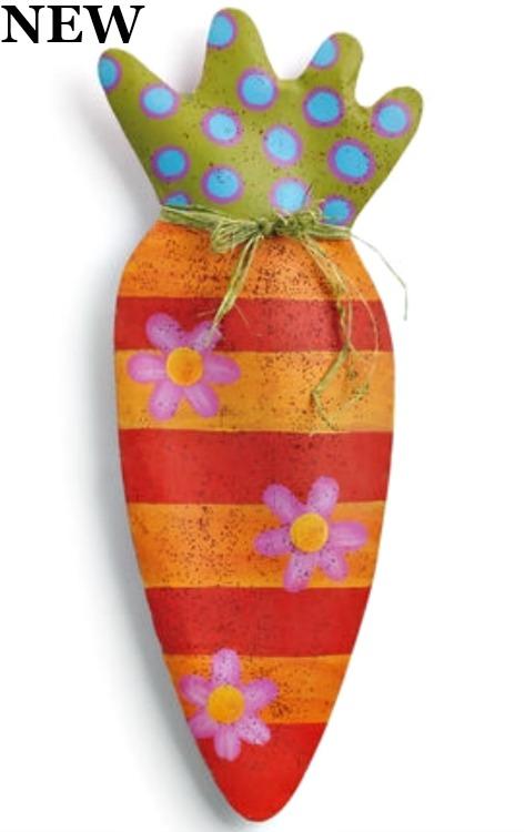 Carrot Door Hanger ** SOLD OUT**