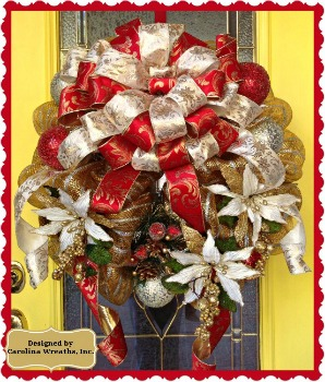 Christmas Wreath #21