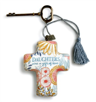 Daughters are a Gift Artful Cross **NEW - NOW AVAILABLE**