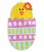 Easter Chick in Egg Door Hanger **SOLD OUT**