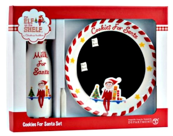 The Elf on the Shelf Cookies for Santa Set **NEW - NOW AVAILABLE**