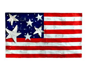 Flag Door Hanger **SOLD OUT**