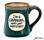 Grandpa SuperPower Mug **NEW**SOLD OUT**