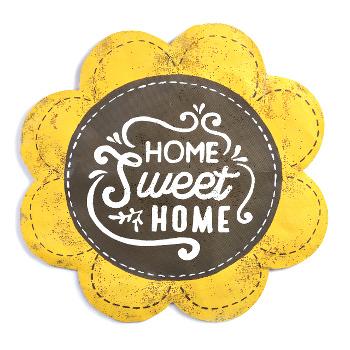 Home Sweet Home Sunflower Door Hanger **NEW - NOW AVAILABLE**