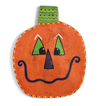 Jack-o-Lantern Door Hanger **NEW - NOW AVAILABLE**