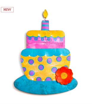 LIT Birthday Cake Door Hanger **NEW**NOW AVAILABLE**
