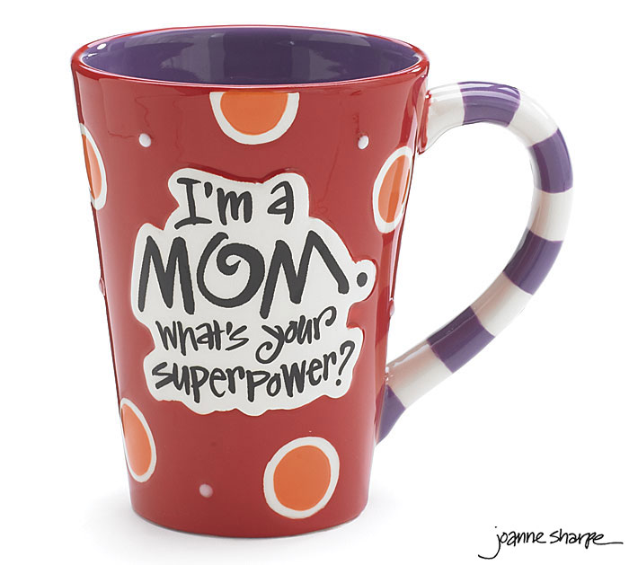 Mom SuperPower Mug
