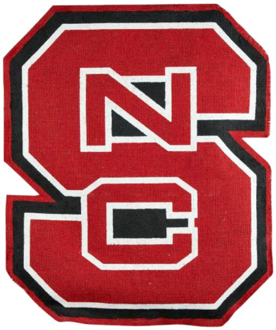 NCSU Logo Burlee **SOLD OUT**
