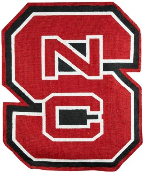 NCSU Logo Burlee **SOLD OUT**