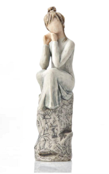 Patience Figure from Willow Tree by Susan Lordi **NEW-NOW AVAILABLE**