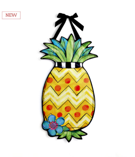 Pineapple Banner **NEW ITEM - NOW AVAILABLE**